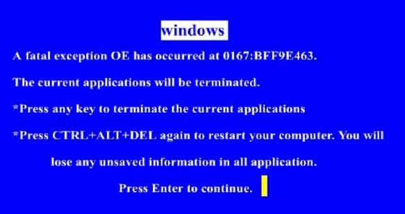 电脑启动蓝屏怎么解决