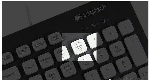 键盘上的三个灯有什么作用